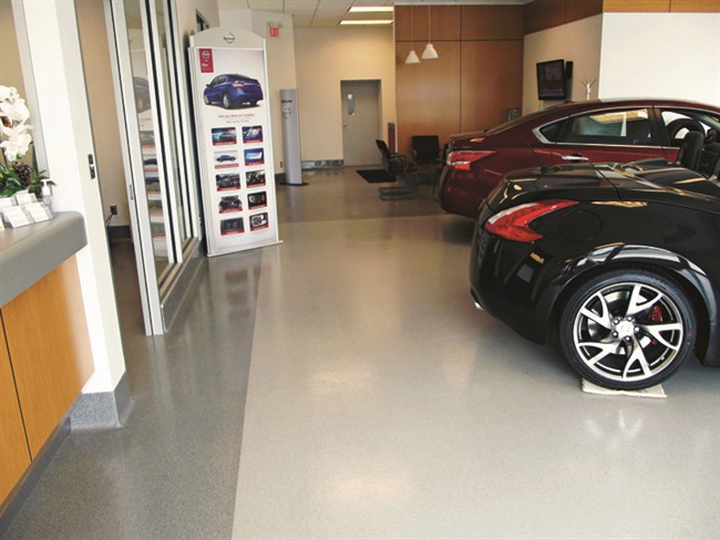 Dealership Floors